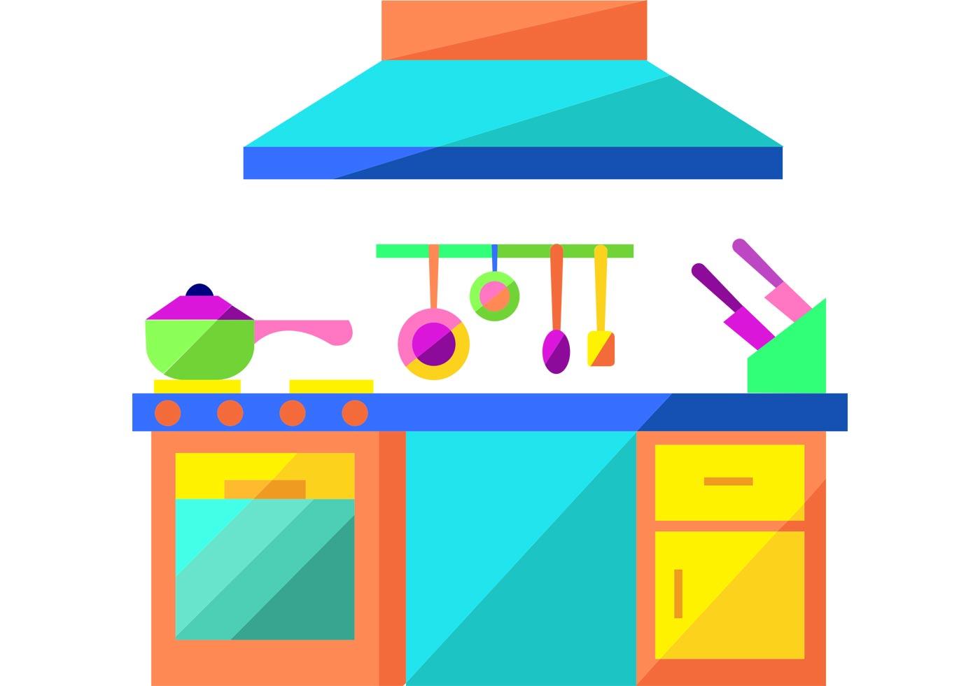 Modern Kitchen Utensil Set