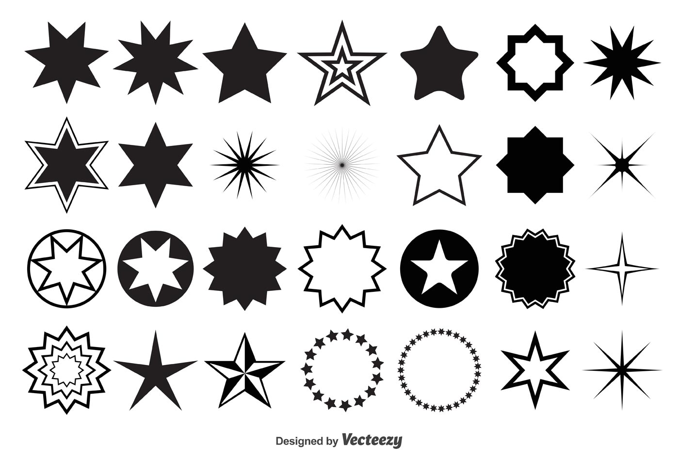 Free Star Vector Art