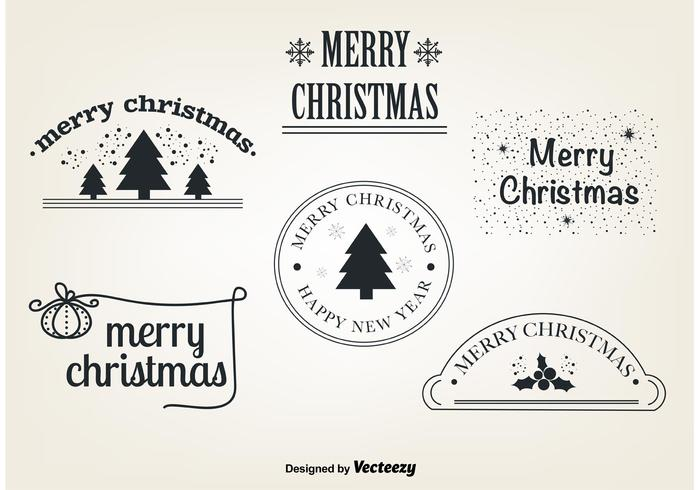 Free Christmas Vector Elements Download Free Vector Art