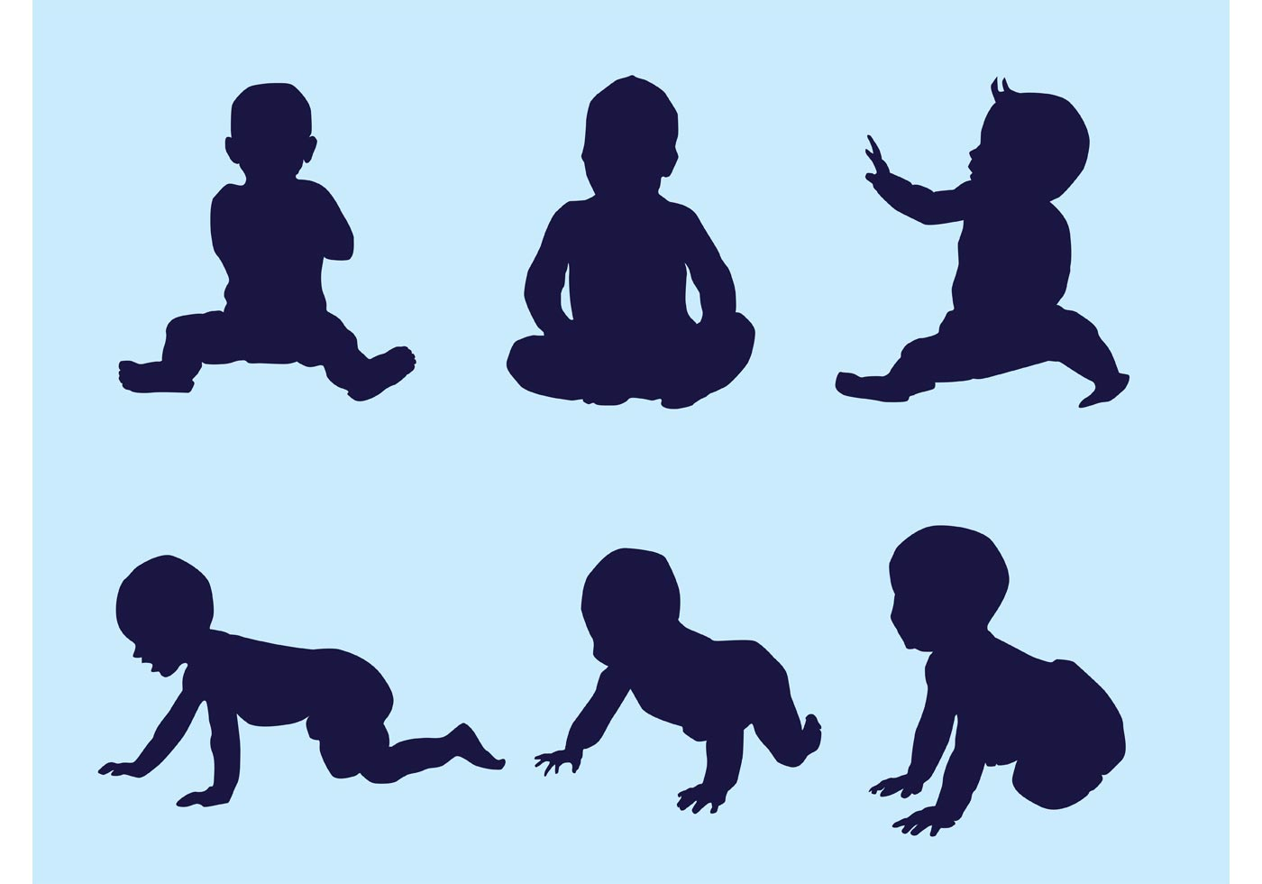 hight resolution of free baby clipart boy