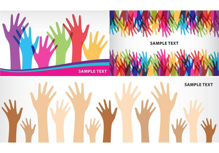 Helping Hands Banners Download Free Vectors Clipart Graphics Vector Art