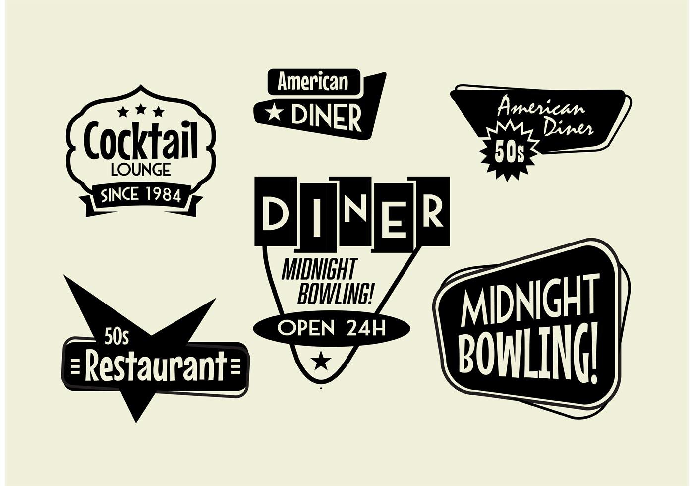 Diner Free Vector Art  18355 Free Downloads