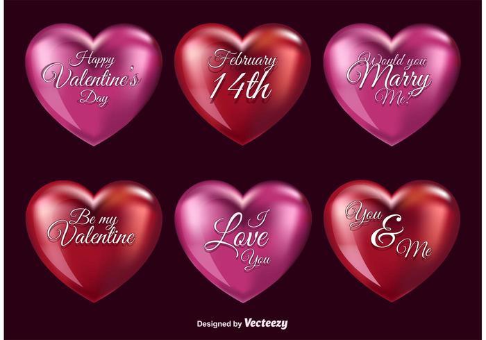 3D Love Hearts Download Free Vector Art Stock Graphics