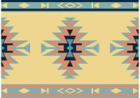Native American Pattern Free Vector