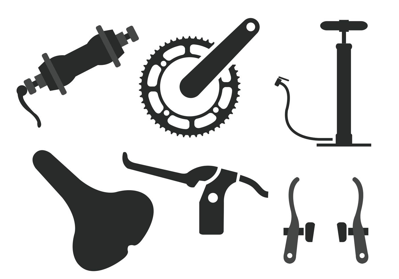 Bicycle Gear Parts