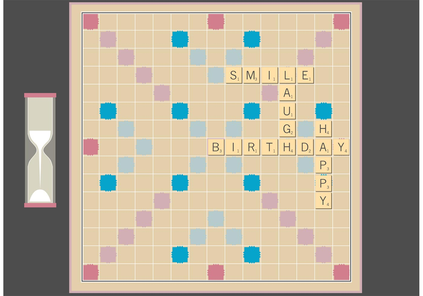 scrabble game free vector