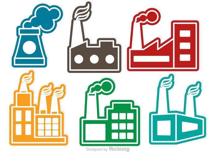 factory free vector art