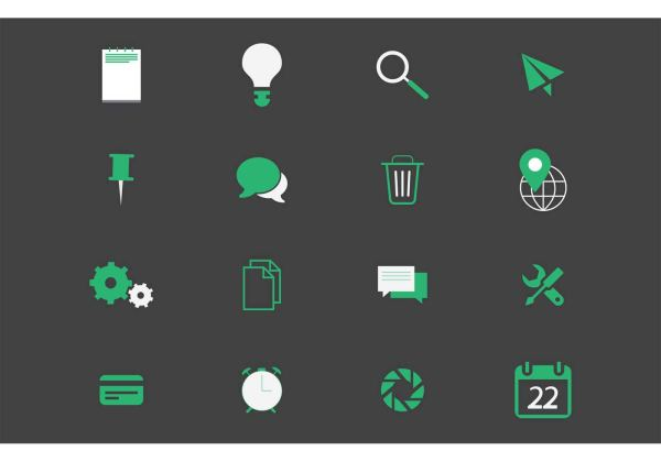 Miscellaneous Vector Icons - Free Art Stock Graphics &