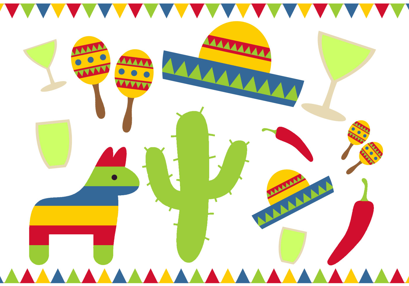Free Cinco De Mayo Vector
