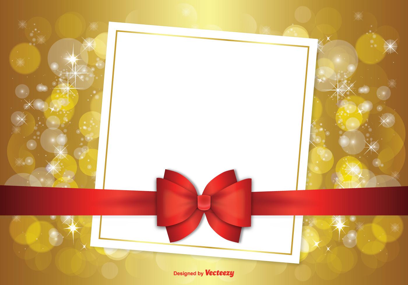 Beautiful Christmas Background Illustration Download