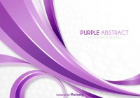 Purple Abstract Background Vector - Download Free Vector ...
