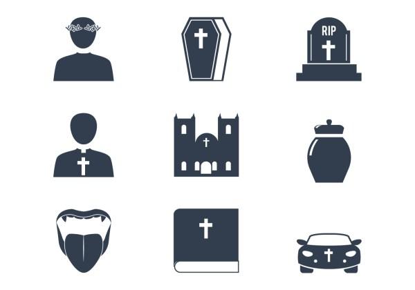Church Vector Icons - Free Art Stock