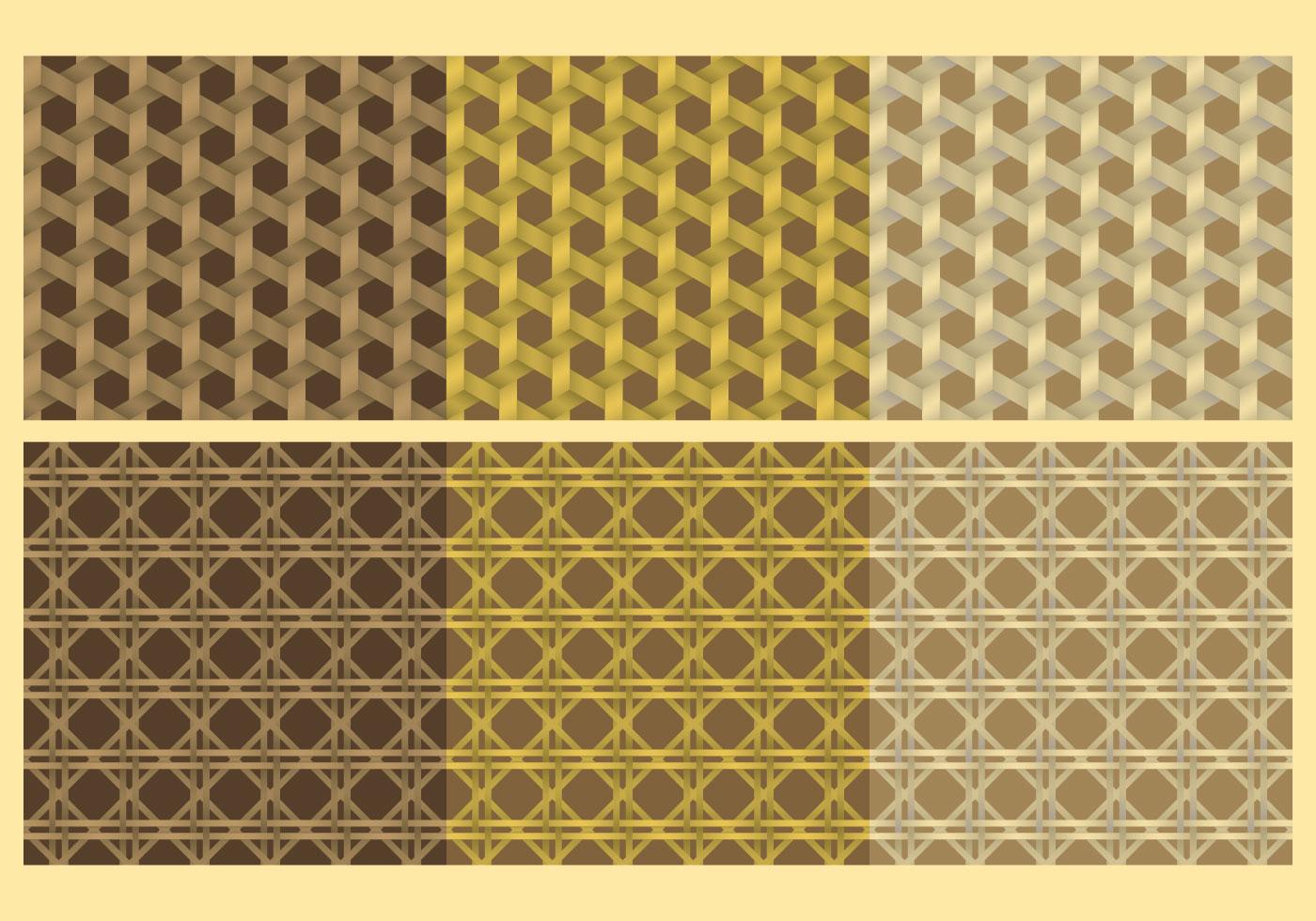 Wicker Texture Vectors  Download Free Vector Art Stock