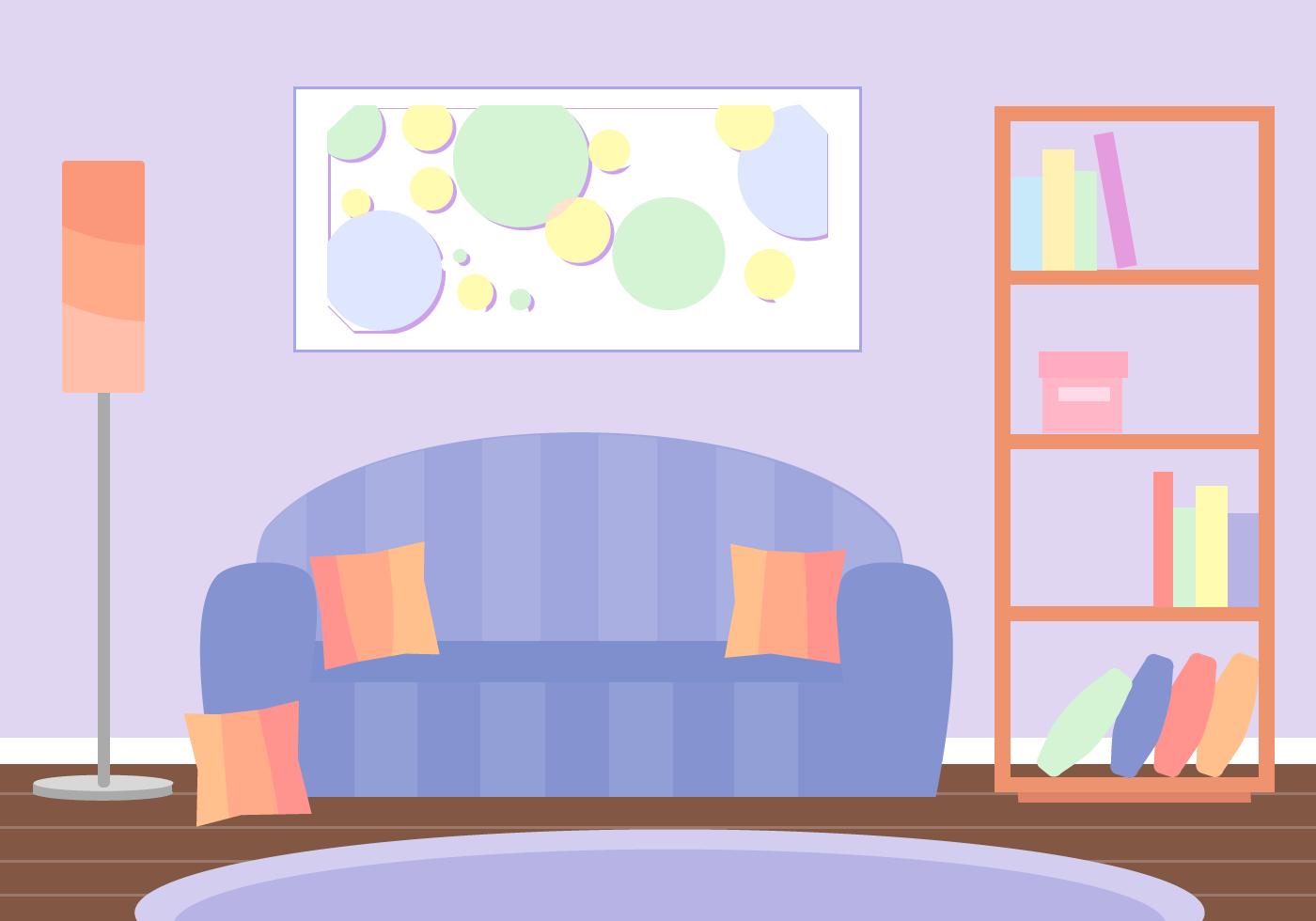 Living Room Clipart For Kids