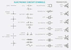 Electronic Circuit Symbol Vectors  Download Free Vector