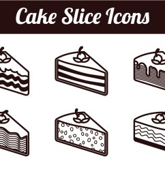 slouse of cake clipart [ 1400 x 980 Pixel ]