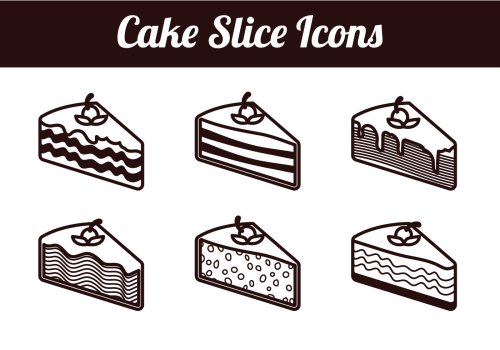 small resolution of slouse of cake clipart