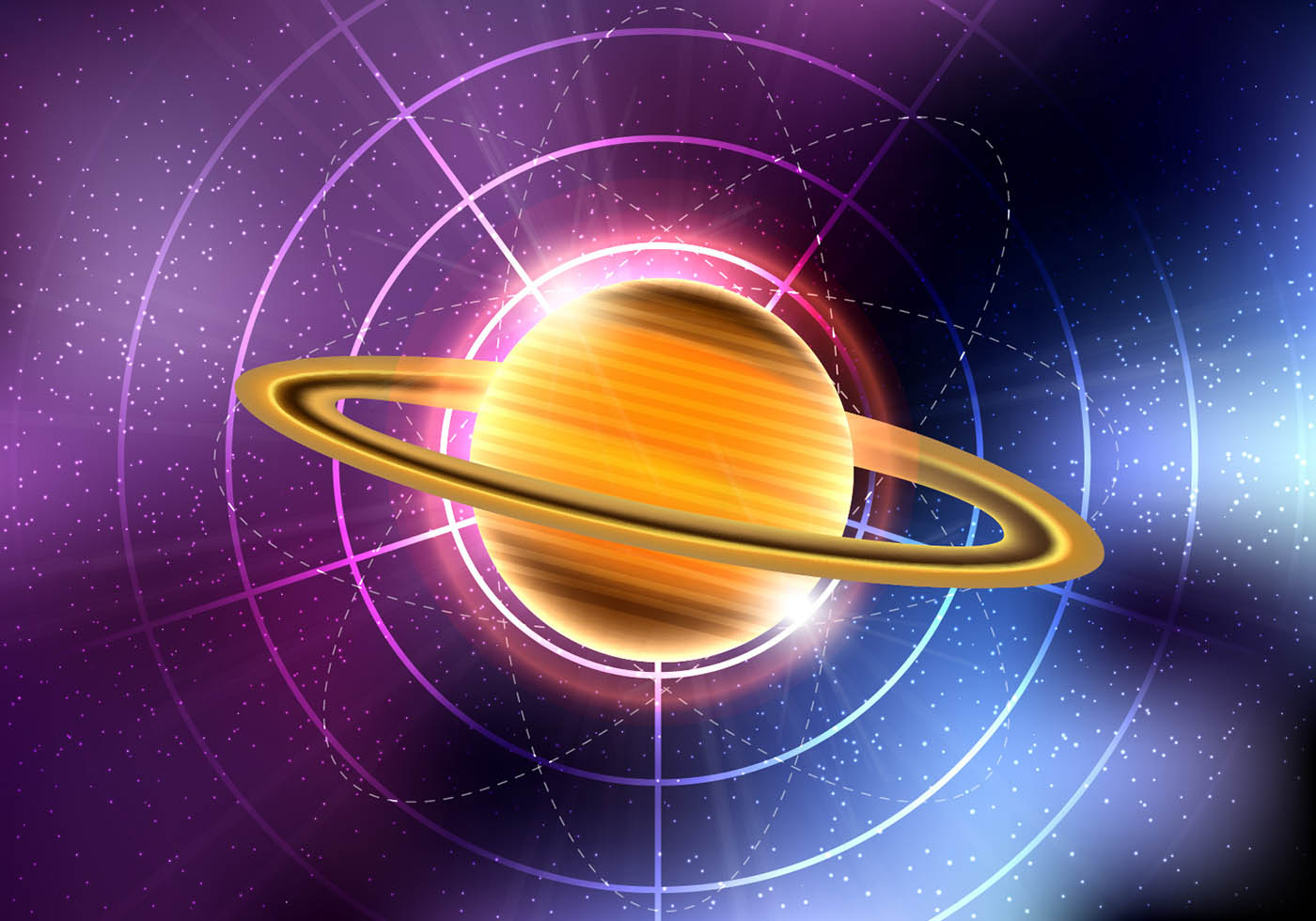 Saturn planet vector  Download Free Vector Art Stock Graphics  Images