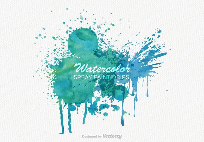 free watercolor vectors download