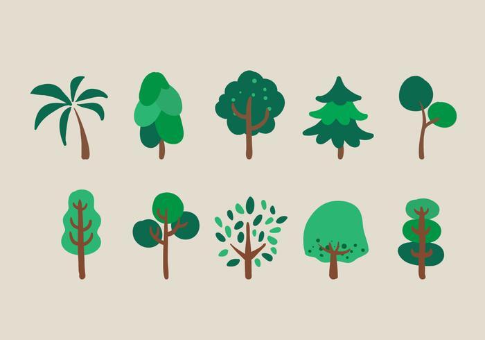 tree free vector art