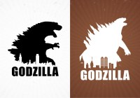 Godzilla Movie Poster Backgrounds Free Vector - Download ...