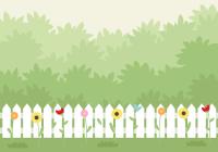 Garden Vector - Download Free Vector Art, Stock Graphics ...