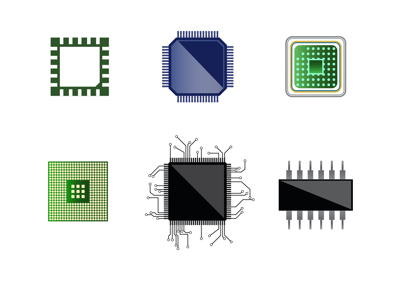 Electronic Circuit Elements