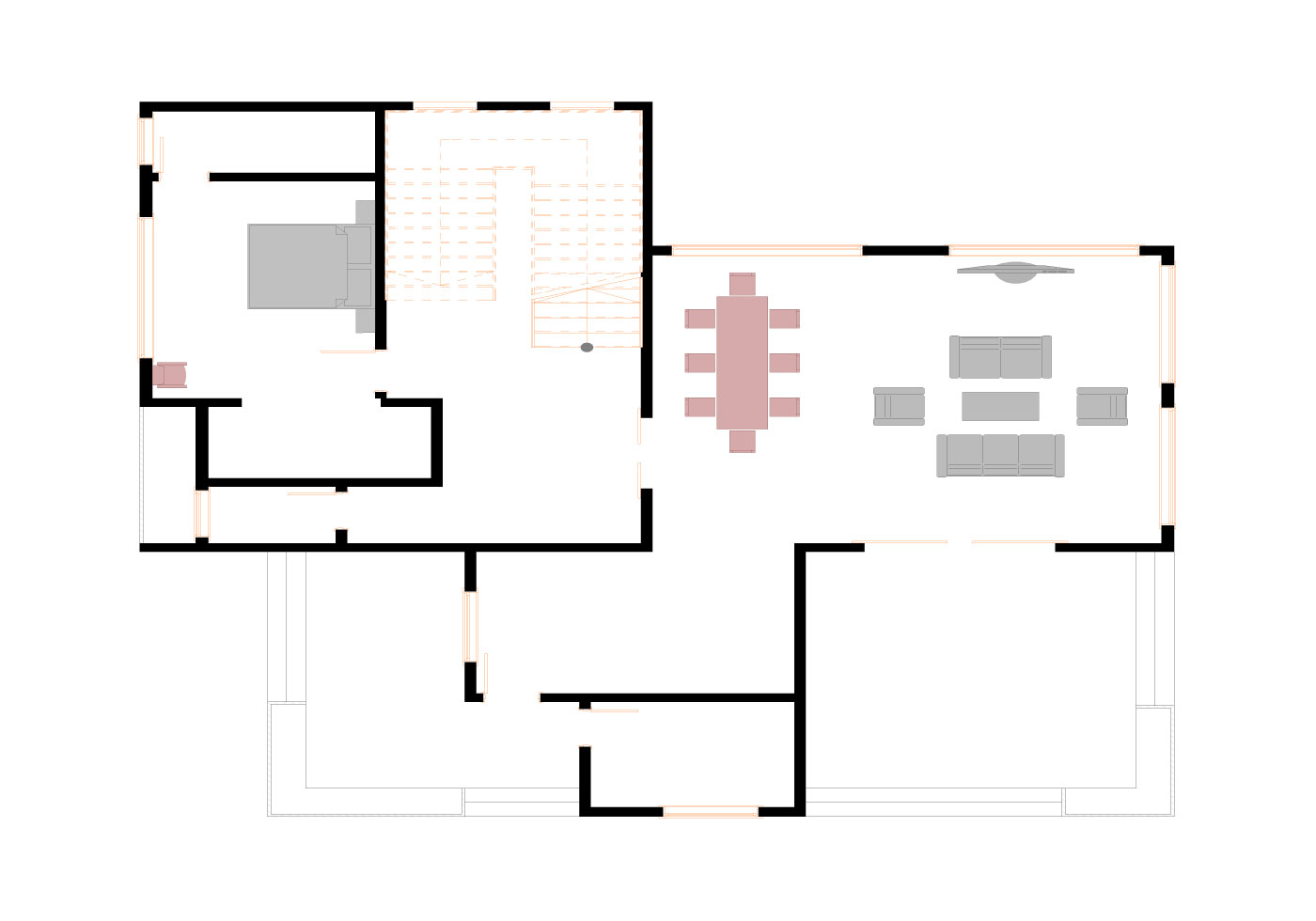 Free Floor Plan Vector  Download Free Vector Art Stock
