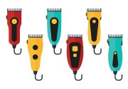 hair clippers - free vector