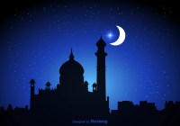 Arabian Nights Vector Background - Download Free Vector ...