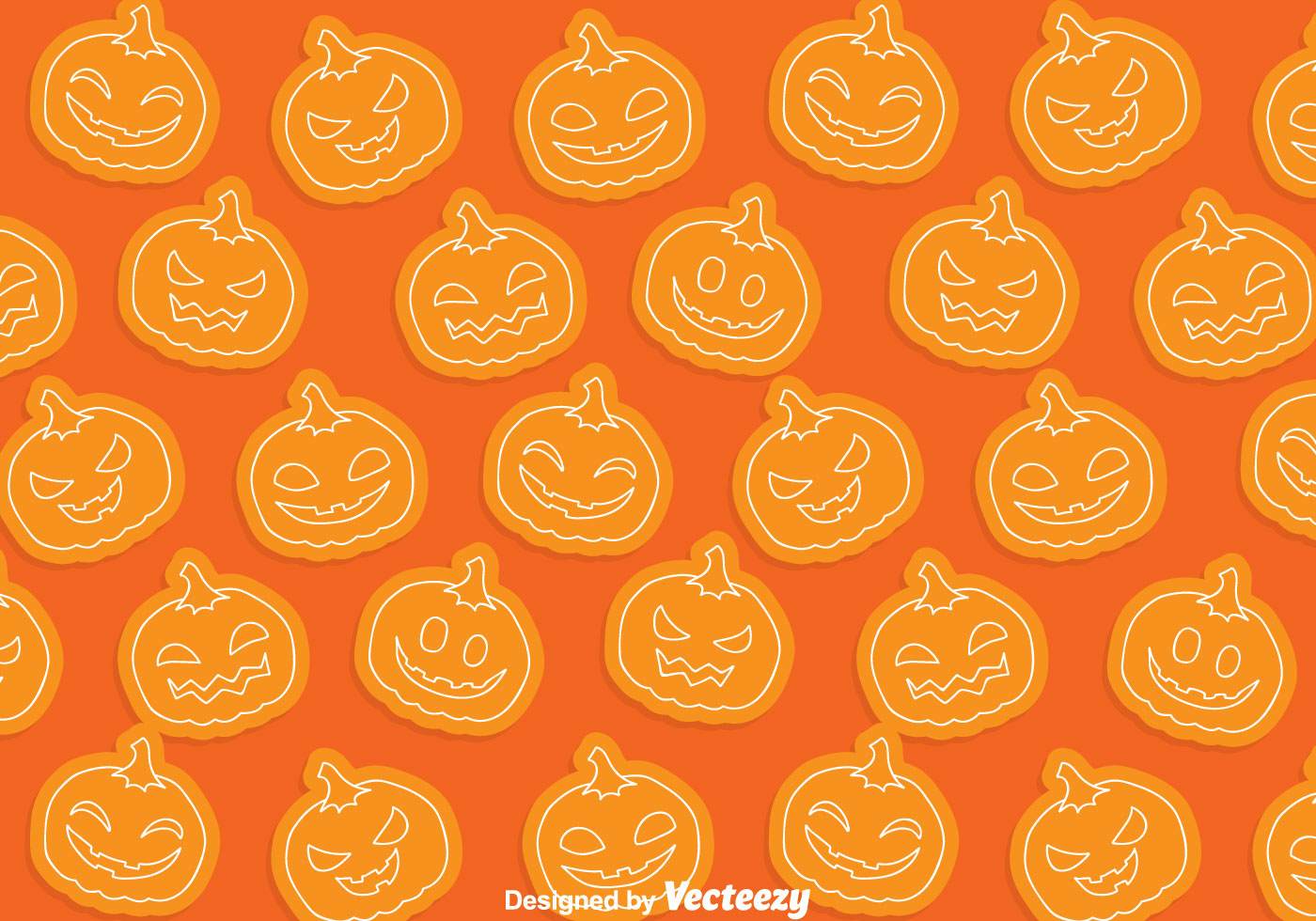 Fall White Pumpkins Wallpaper Pumpkin Pattern Download Free Vector Art Stock Graphics