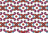 Colorful Paisley Background - Download Free Vector Art ...