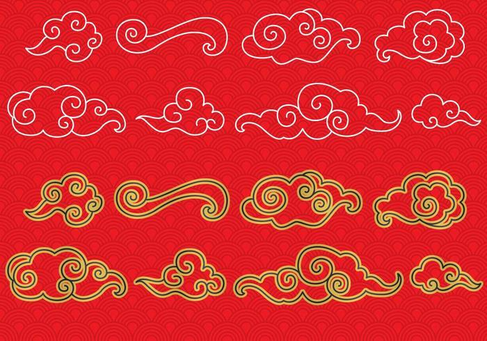 Cute Wedding Cartoon Wallpaper Chinese Cloud Vectors Download Free Vector Art Stock
