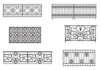 Balcony Railing Vectors - Download Free Vector Art, Stock ...