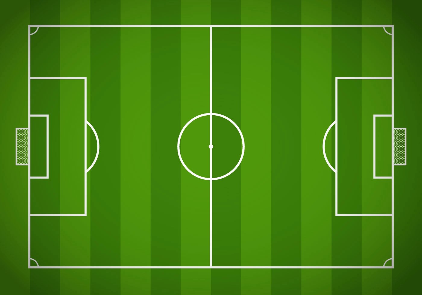 football pitch diagram to print cross pollination for kids free soccer field vector download art stock