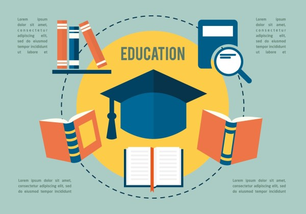 Education Vector Free Download