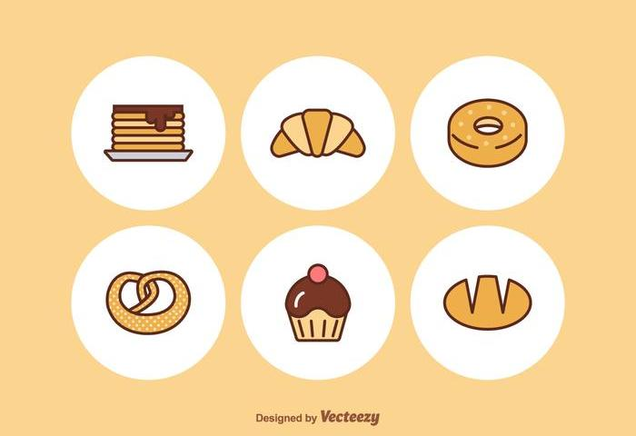 Free Bakery Vector Icons Download Free Vector Art Stock Graphics