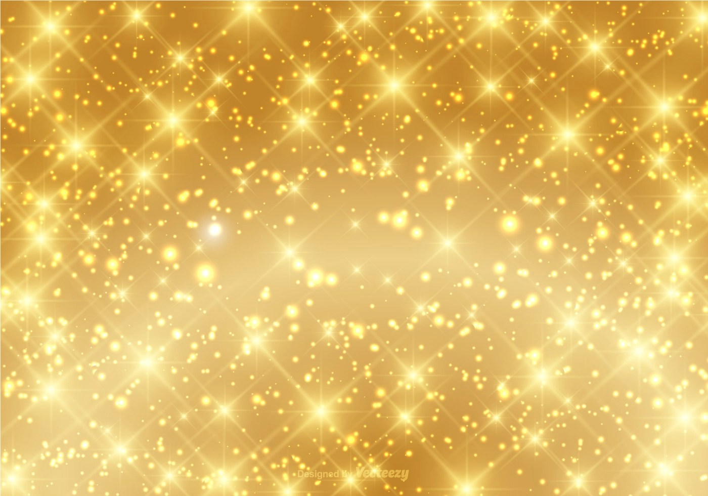 Beautiful Gold Sparkle Background Vector  Download Free Vector Art Stock Graphics  Images