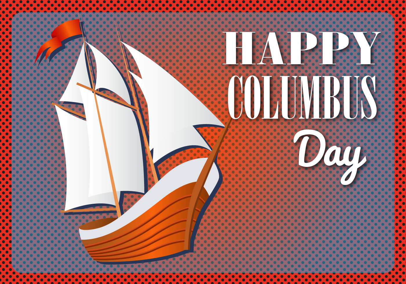 Advertisement ©2020 clipartpanda.com about terms movie subtitles number lookup. Free Happy Columbus Day Vector 111701 Vector Art at Vecteezy