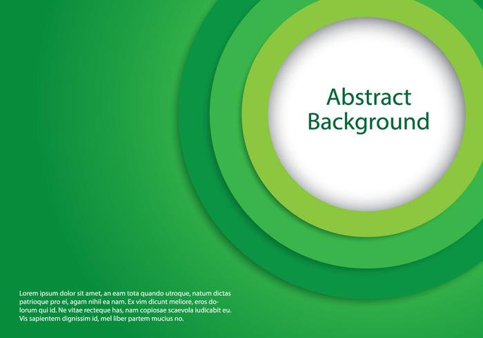 Green Circle Background  Download Free Vector Art Stock