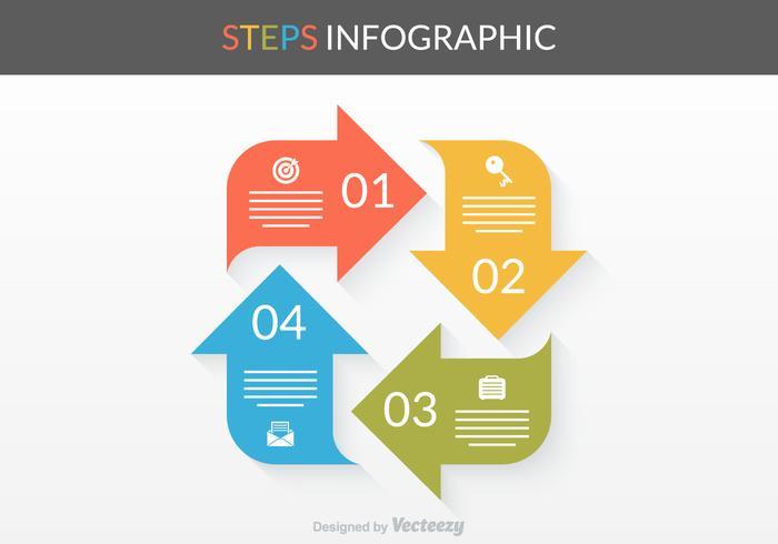 vector venn diagram trailer brake controller wiring free steps infographic - download art, stock graphics & images