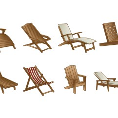 Deck Chair Images Fisher Price Space Saver High Straps Vector Download Free Art Stock