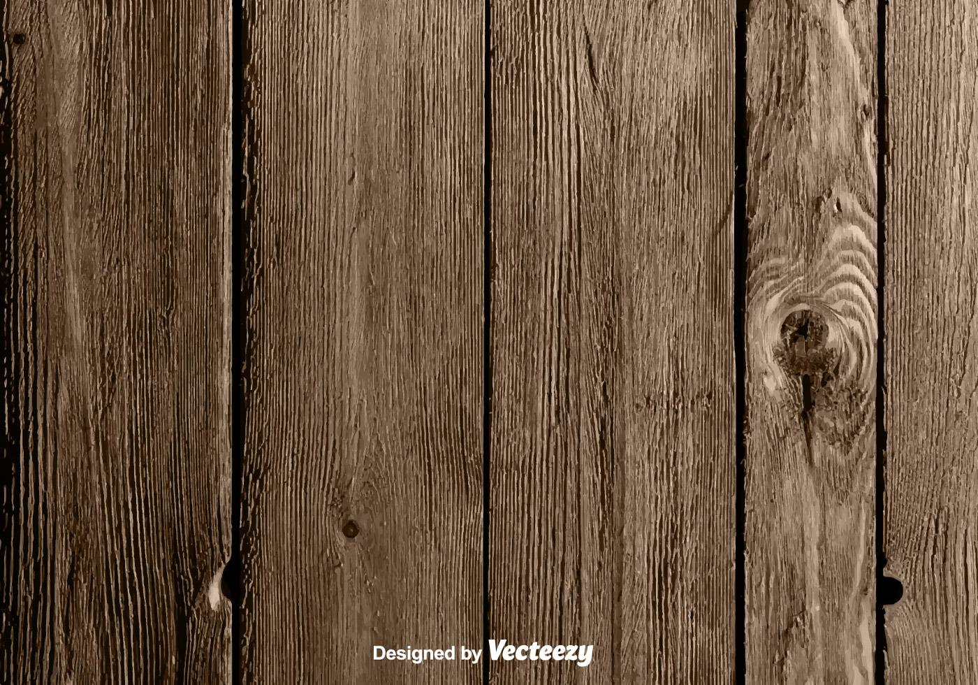 Vector Realistic Hardwood Background  Download Free