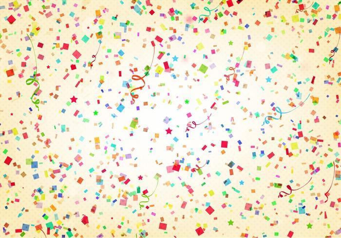 confetti free vector art