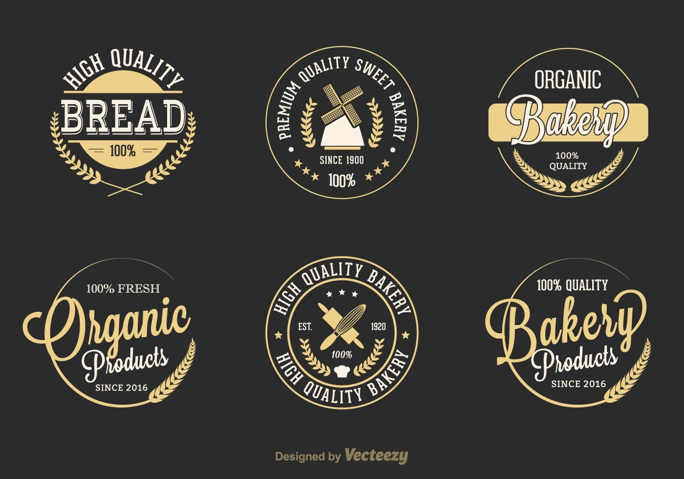 kitchen blackboard trash can size free retro bakery vector labels - download art ...