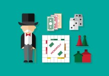 Monopoly Free Vector Graphics