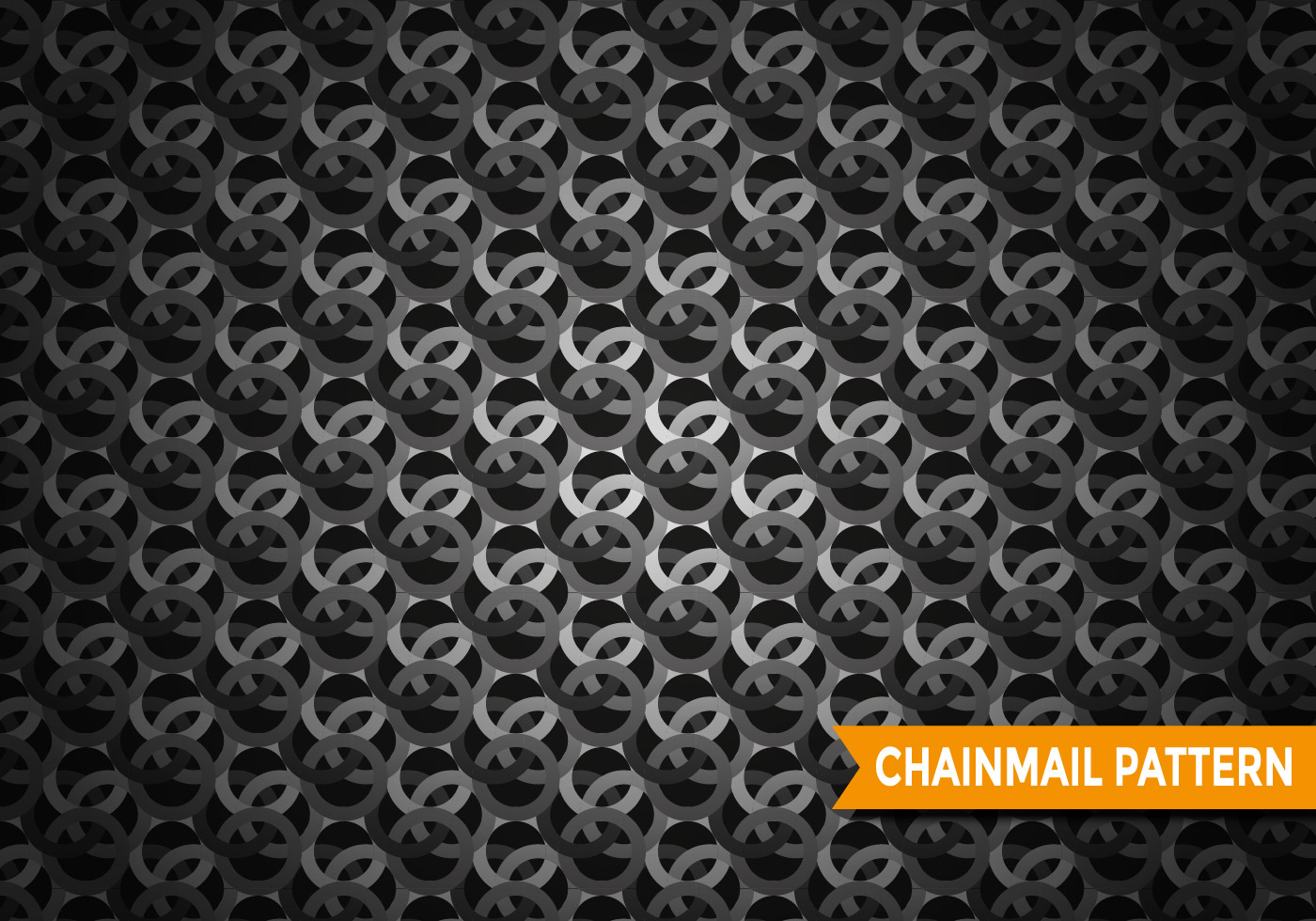 Chainmail Pattern Vector  Download Free Vector Art Stock