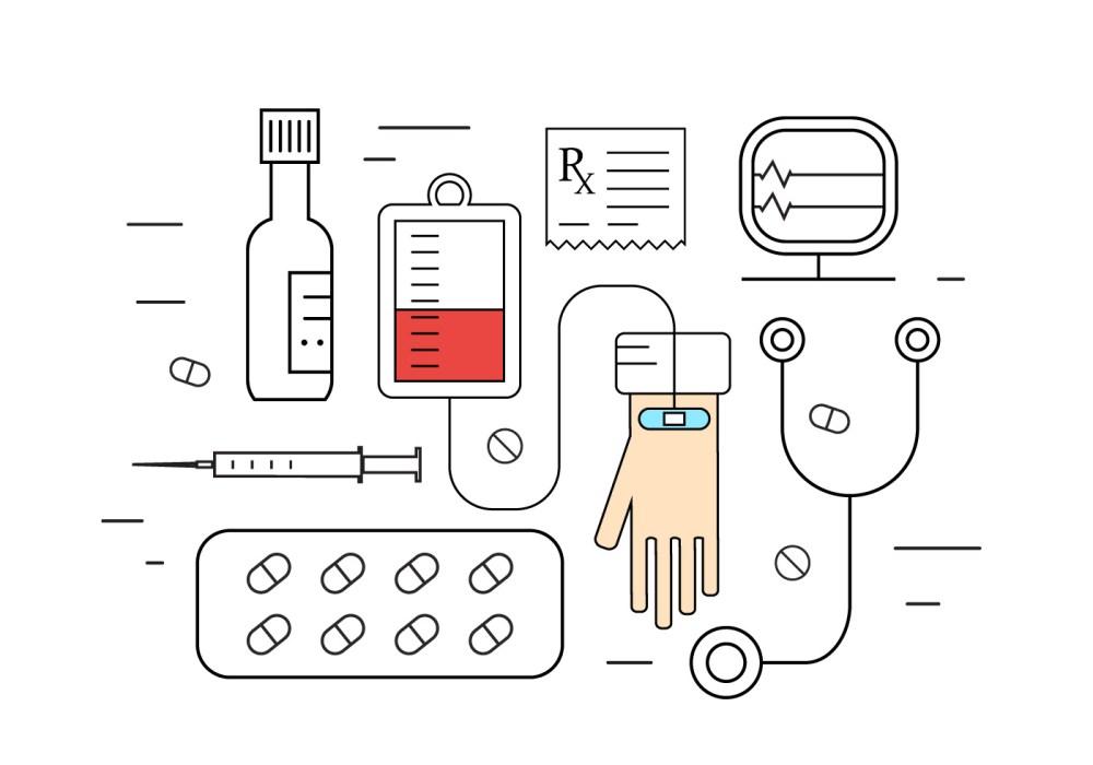medium resolution of free medical diagram