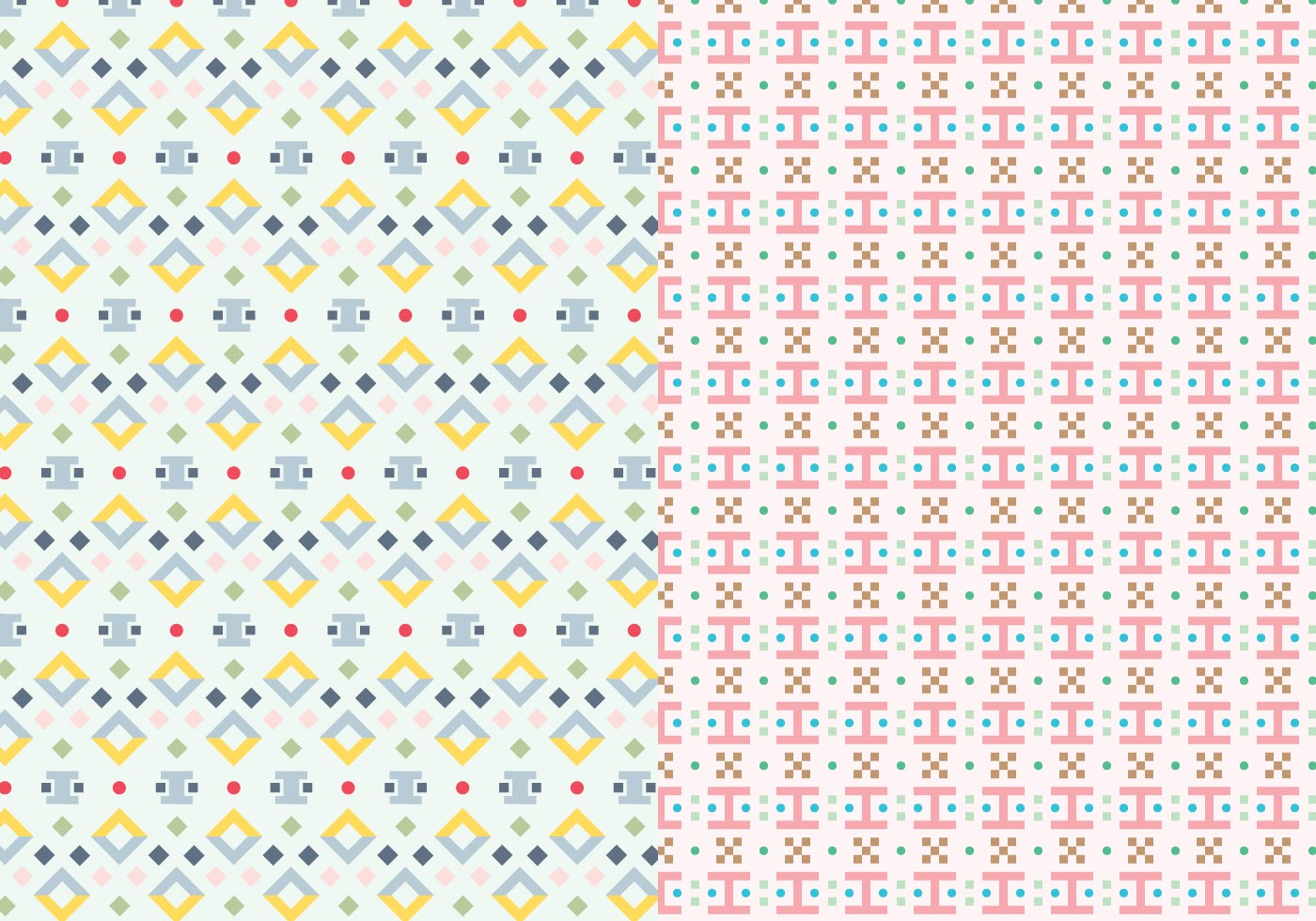 Motif Abstract Pattern Download Free Vector Art Stock