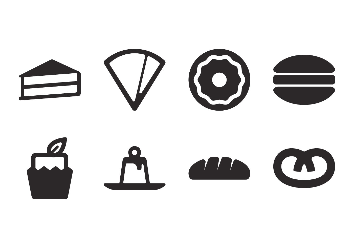 Dessert And Crepes Icon